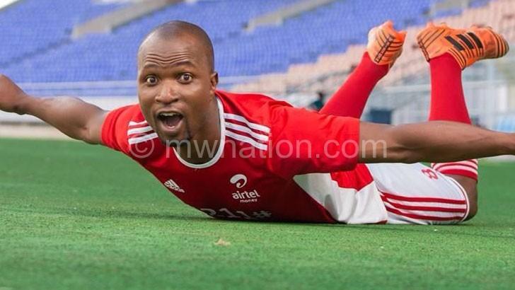 Milanzi boosts Ntopwa ahead of Nomads clash