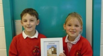 British Primary school sponsors toilet block in Malawi