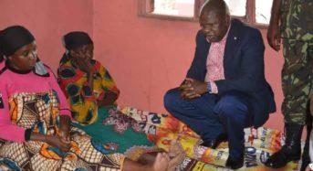 Chimulirenji mourns slain police officer