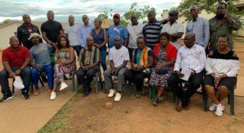 Bwaila Class of 94 reunites