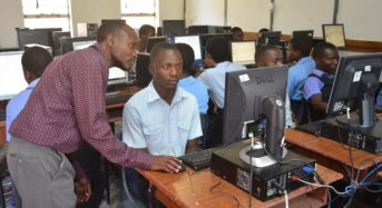Euthini gets K7 Million Kwacha Computer lab from Wales based organisation