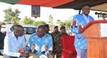 I am loyal to Proffesor Mutharika , says Chimulirenji