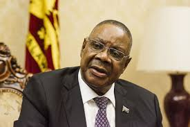 Thanks Mutharika- But I don't trust you in this Covid19 fight