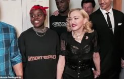 Madonna celebrate Mercy James  birthday in style