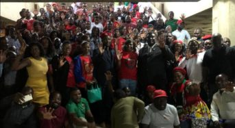 MCP Strategic Director Zikhale engages 'Tambala Graduates' for a get together
