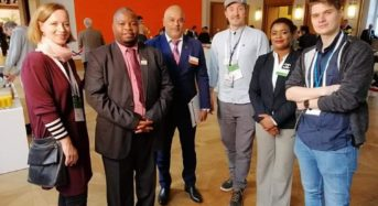 Nankhumwa in Germany for Agriculture Ministers Conference