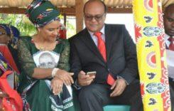 MCP Veep Mia Storms Lilongwe  South