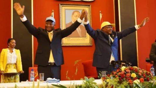 Cracks in DPP/UDF  alliance  as Atupele still bitter  with Second Veep  broken promise