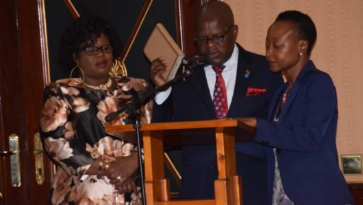 Chimulirenji downgrades to mere cabinet minister