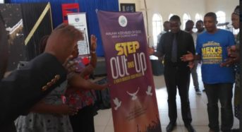 Area 47 Glorious Temple launches 'Step out and  up' 2020 youth project