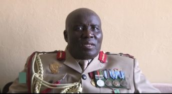 Former Army general Nundwe given diplomatic post