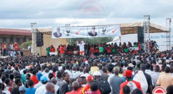 Kokoliliko Wave conquers Lilongwe as thousands throng to hear the MCP trio