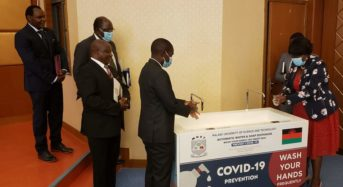 Health Ministry applauds MUST Covid19 efforts
