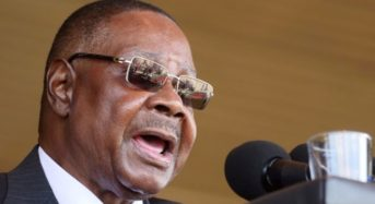 ACB postpones Mutharika Questioning