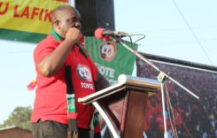 Kamatcheni kazombo touts Saulos Chilima as man of his promises