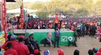 History of Malawi will not remember Chimulirenji as veep- Chilima hits at Adzonzi