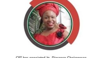 CFT Diaspora leader Linda Khembo aims to grow the movement as more Malawians in diaspora shows interest.