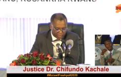 MEC announces Chakwera winner of Presidential elections