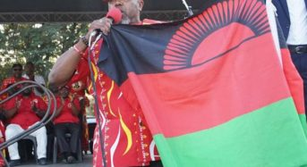 Chilima calls for Malawi governed by respect for the rule of  law