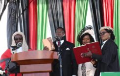 President Chakwera sworn in