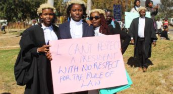 The day Malawi judiciary went on the streets- demands  independence