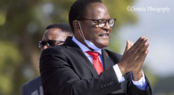 Its Chakwera, Malawis New President