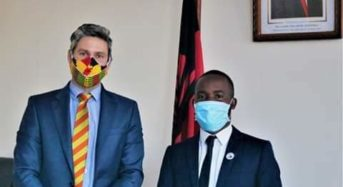UK to inject 40 Million Euros to boost trade with Malawi