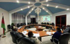 Mkaka attends virtual session of Organization of OACP