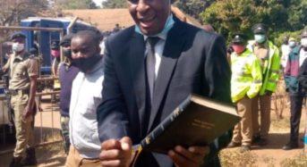 Chisale released- Gets rearrested  over Njaunju Murder