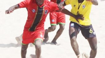 Court to decide on Beach soccer polls