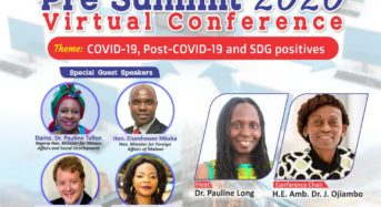 Foreign Minister Mkaka to feature on London Political  virtual pre summit event