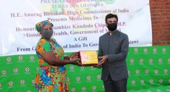 India donates K1.5billion worth medicine to Malawi