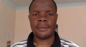 Ex Footballer and Coach Stuart Mbolembole no more