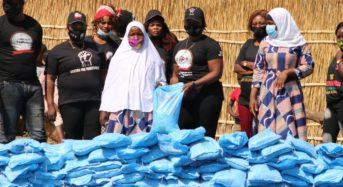 CFT Movement donates food and Masks to Mchinji  women