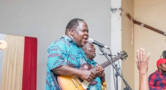 Sir Paul Banda to start offering music lessons