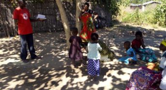 Red Cross gives cash to COVID-19 affected families in Machinga