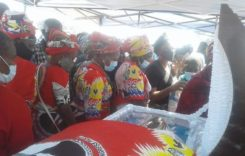 Church and politicians mourn Mai  Roseby Dinala