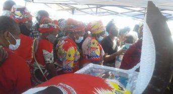 Church and politicians mourn Mai  Roseby Dinala