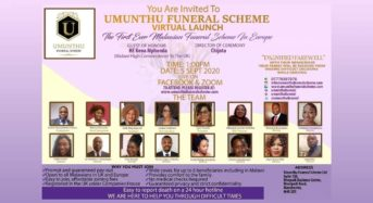 Malawians in UK Welcomes Umunthu Funeral Scheme