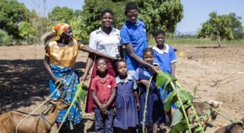 The EU supports nutrition and social protection in Malawi with €39 million