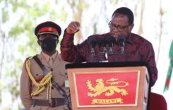 President Chakwera launches Affordable Input Program(AIP)