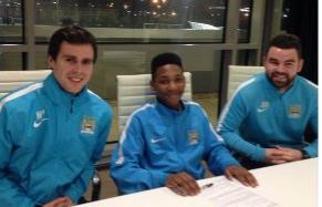 Sad News as Malawian Former Manchester City Academy footballer dies