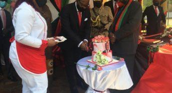 President Chakwera engages Diaspora Malawians in Zimbabwe
