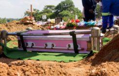 Blandina Khondowe laid to rest as  President Chakwera and Vice Chilima join mourners