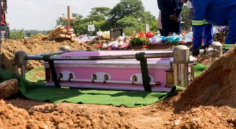 Blandina Khondowe laid to rest as  President Chakwera and Vice Chilima join mourners
