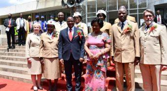 Salvation Army  Colonel lauds Chakwera's servant leadership