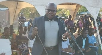 Minister Mtambo warns against sexual violence and Mob Justice