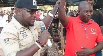 Mwenifumbo floored as Mwalwanda triumphs