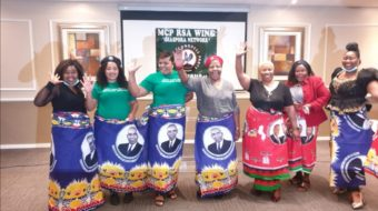 MCP Diaspora RSA holds welcome gala for visiting Cabinet Ministers