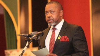 Vice President Chilima Outline Public reforms agenda